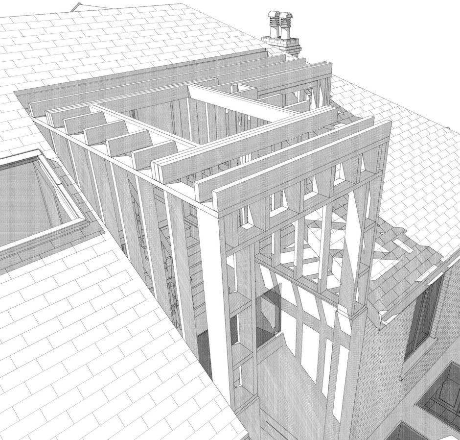 Loft structure 1