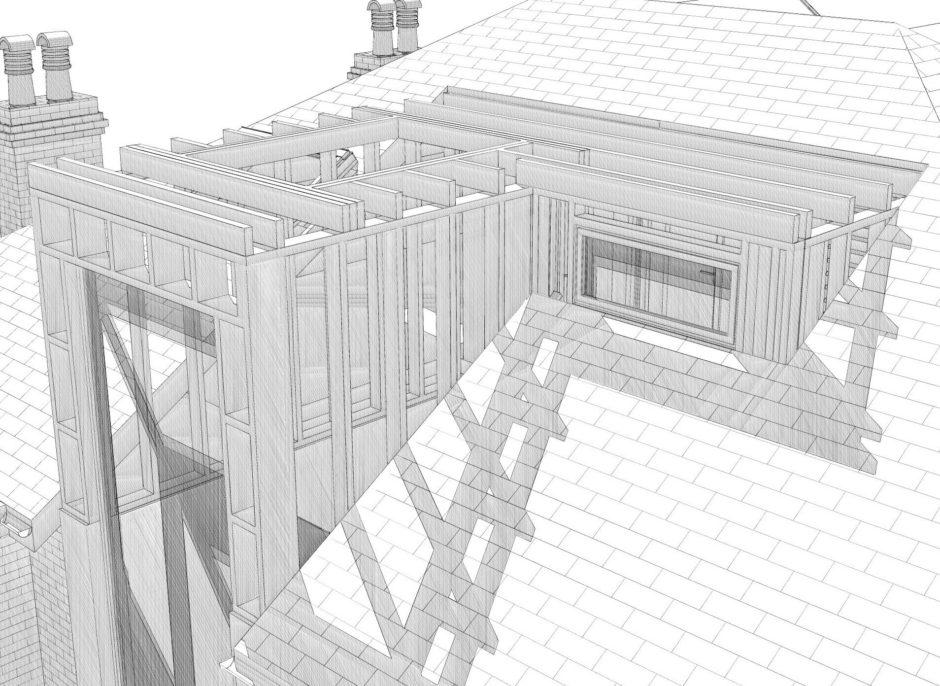 Loft structure 2